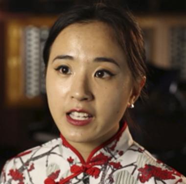 Martina Zhang headshot